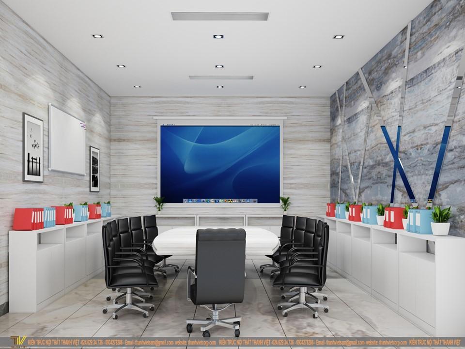 Tổ hợp văn phòng showroom BVS Stone II - 6
