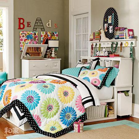 Chiếc kệ đầu giường sẽ giúp bạn sắp xếp đồ đạc gọn gàng hơn