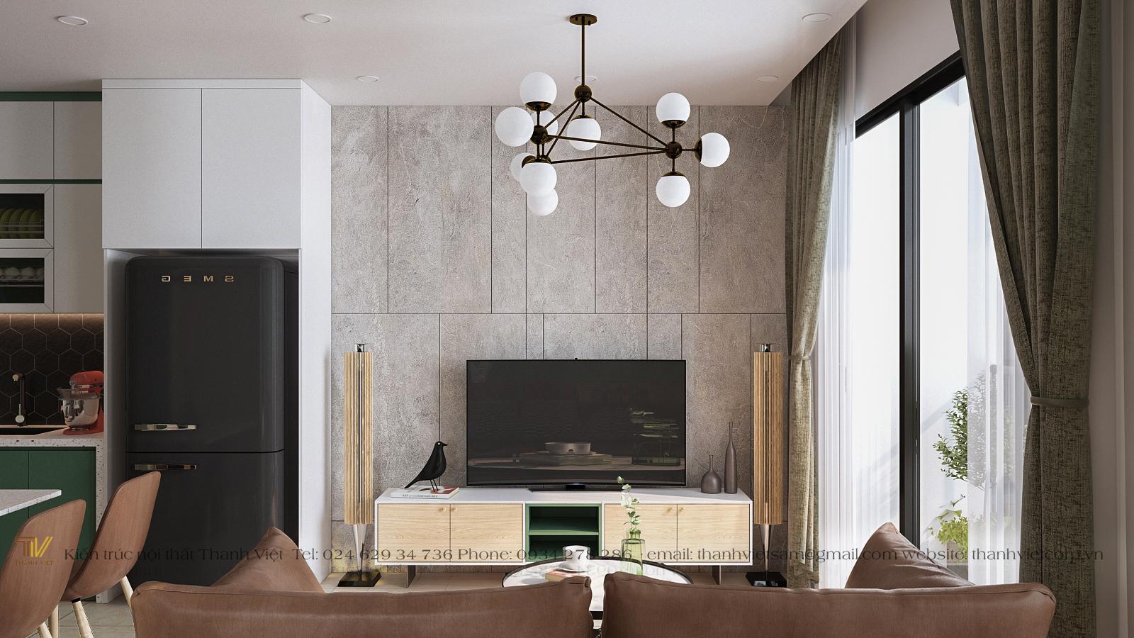 Đồ trang trí nội thất gỗ công nghiệp