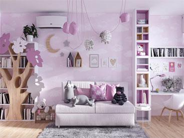 Ngắm những căn phòng xinh xắn, độc đáo dành cho trẻ em