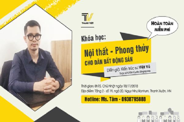 [KHỞI NGHIỆP THÀNH CÔNG] Khóa học cho dân Bất động sản của Thanh Việt