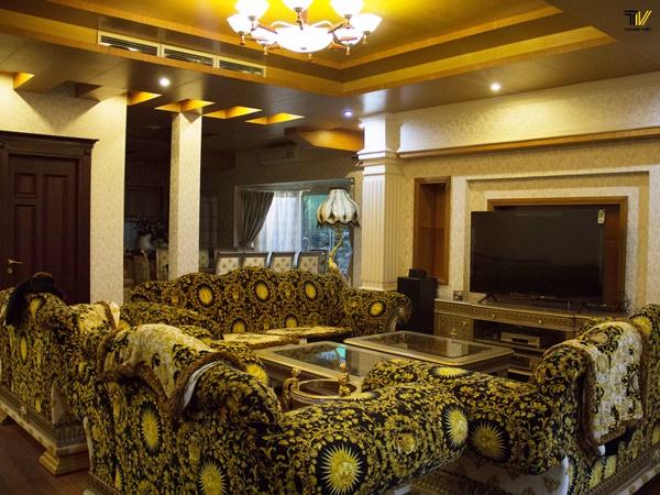 Thiết kế nội thất căn penthouse phong cách tân cổ điển tại Vinmeco Nguyễn Khang
