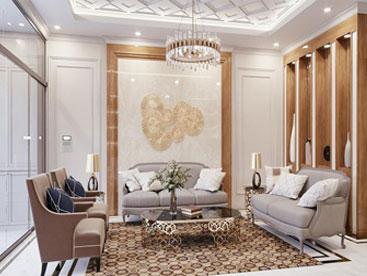 11 phòng khách dành riêng cho Biệt thự, Liền kề và Chung cư cao cấp