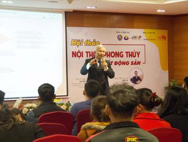 Thanh Việt tổ chức hội thảo: Ứng dụng nội thất - phong thủy cho người làm bất động sản