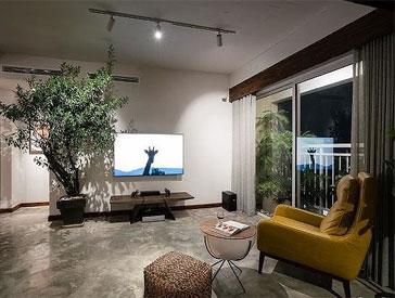 Căn hộ chật hẹp bỗng đẹp lạ thường bởi thiết kế nội thất thông minh