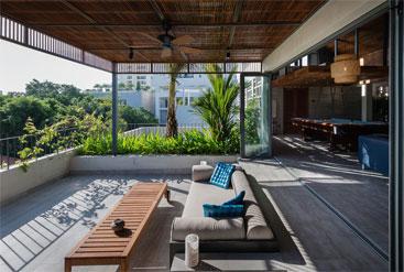 Ngôi nhà lấy cảm hứng từ nhà truyền thống Việt Nam