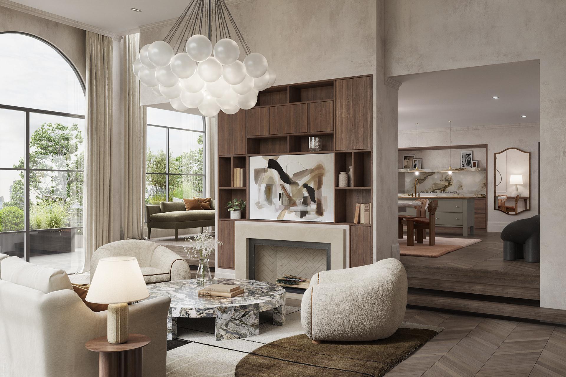 Các phong cách thiết kế nội thất chung cư Vinhomes Ocean Park được ưa chuộng nhất hiện nay