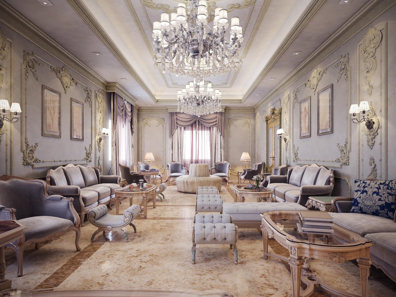 Tìm hiểu về phong cách Cổ điển trong thiết kế nội thất