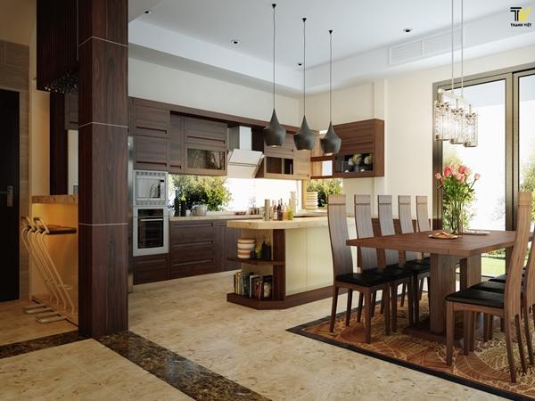 Lựa chọn gỗ khi thiết kế nội thất nhà đẹp