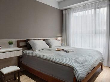 Căn hộ 2 phòng ngủ mang phong cách tối giản