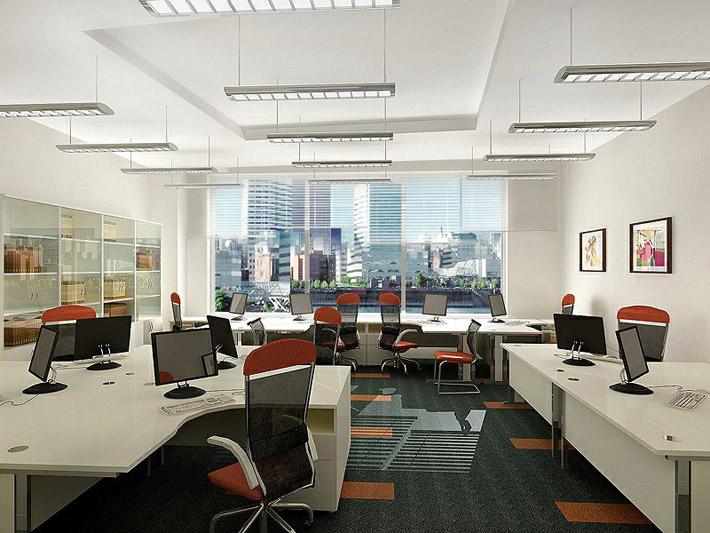 Những nguyên tắc khi thiết kế nội thất văn phòng