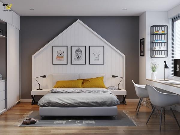 Một vài ý tưởng thiết kế phòng ngủ hoàn hảo nhất dành cho bạn