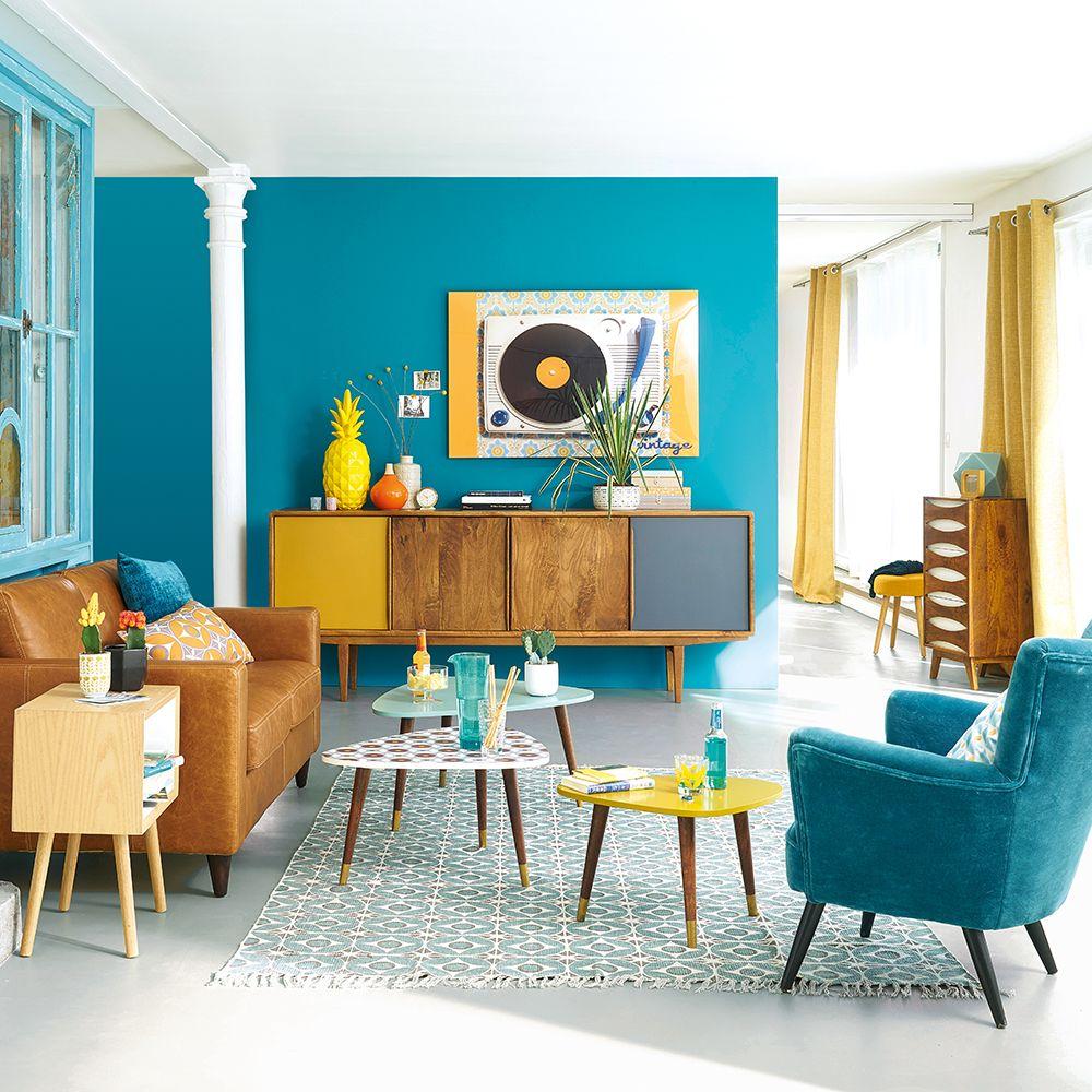 Tất tần tật về phong cách thiết kế nội thất Retro