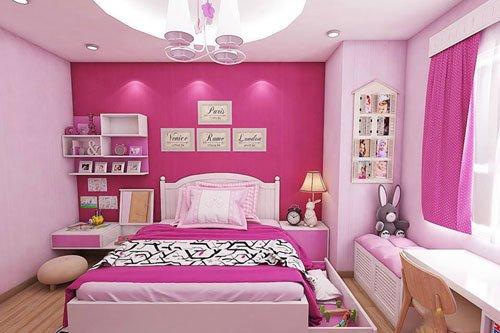 Thiết kế phòng ngủ dễ thương cho bé yêu của bạn