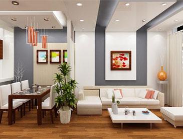 Những kiểu trang trí phòng khách đẹp, hiện đại
