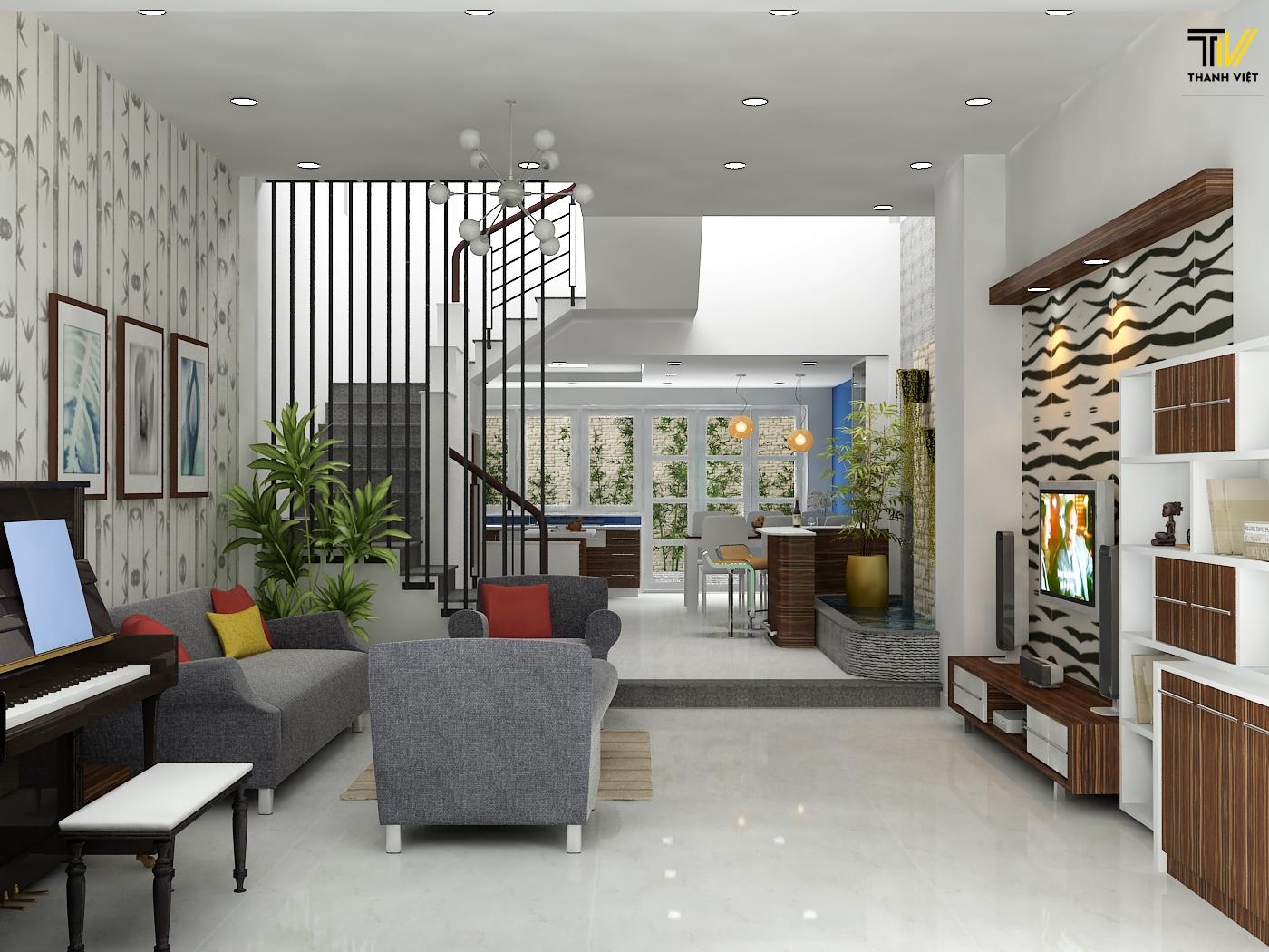 Quy tắc về phong thủy trong thiết kế nội thất nhà của bạn