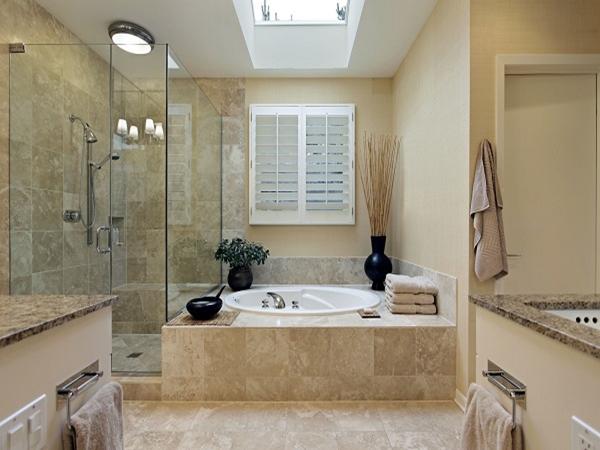 Nguyên tắc cần nhớ trong thiết kế nội thất phòng tắm