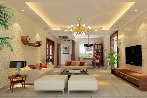 Thiết kế nội thất phòng khách giúp vượng khí tài lộc
