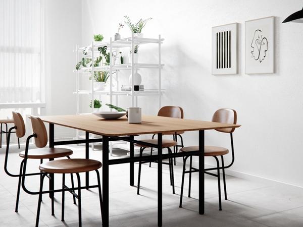 Thiết kế nhà ở phong cách Scandinavian cho cặp vợ chồng trẻ