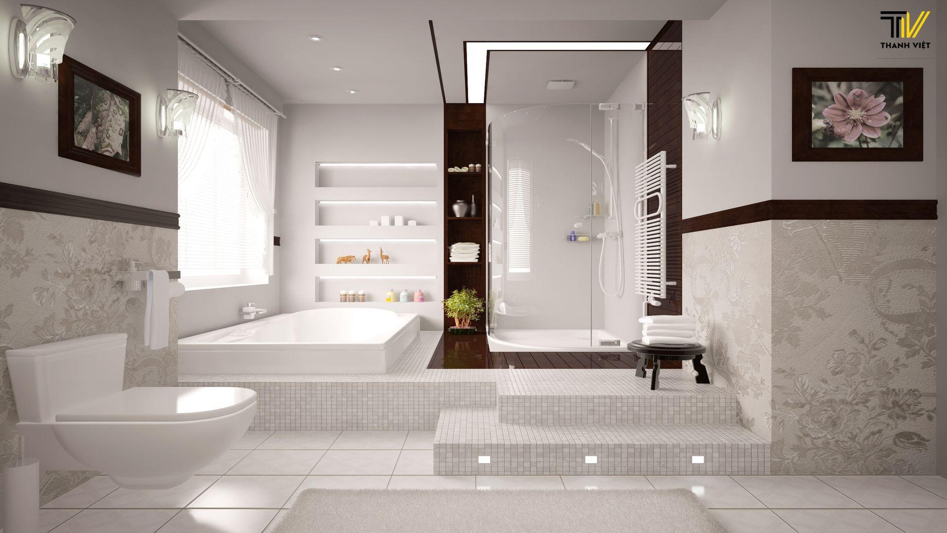 Bạn đã biết gì về phong thủy phòng tắm làm ảnh hưởng tài vận