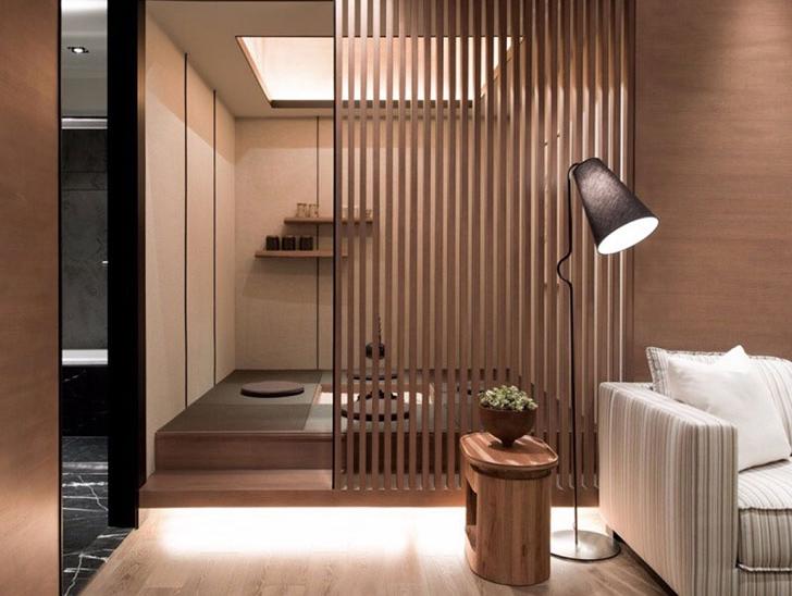 Các thiết kế nội thất nhà đẹp nên tham khảo tại Nhật Bản