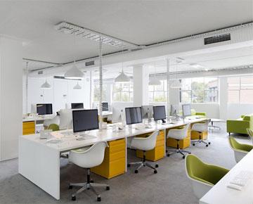 10 mẹo cần biết về bày trí nội thất văn phòng theo phong thủy