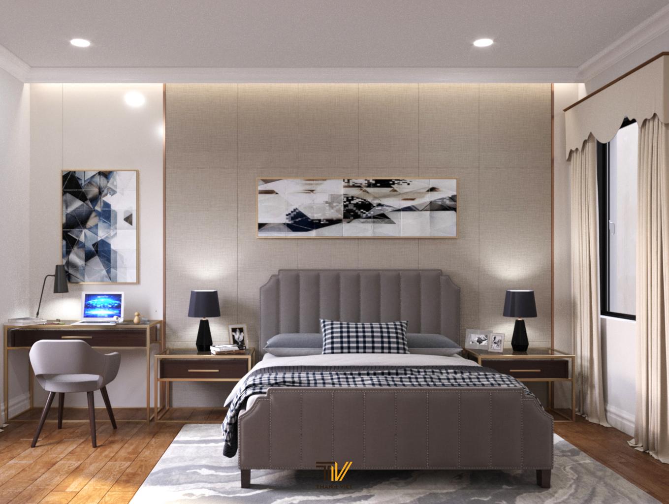Giải pháp phong thủy trong phòng ngủ