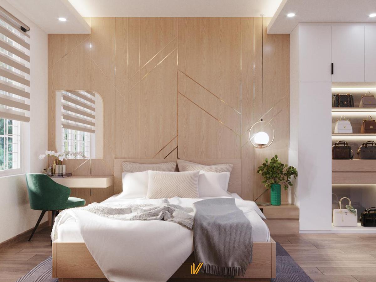 Nhà phố Kẻ Vẽ: Thiết kế nội thất đẹp – hơi thở hiện đại trong từng đường nét