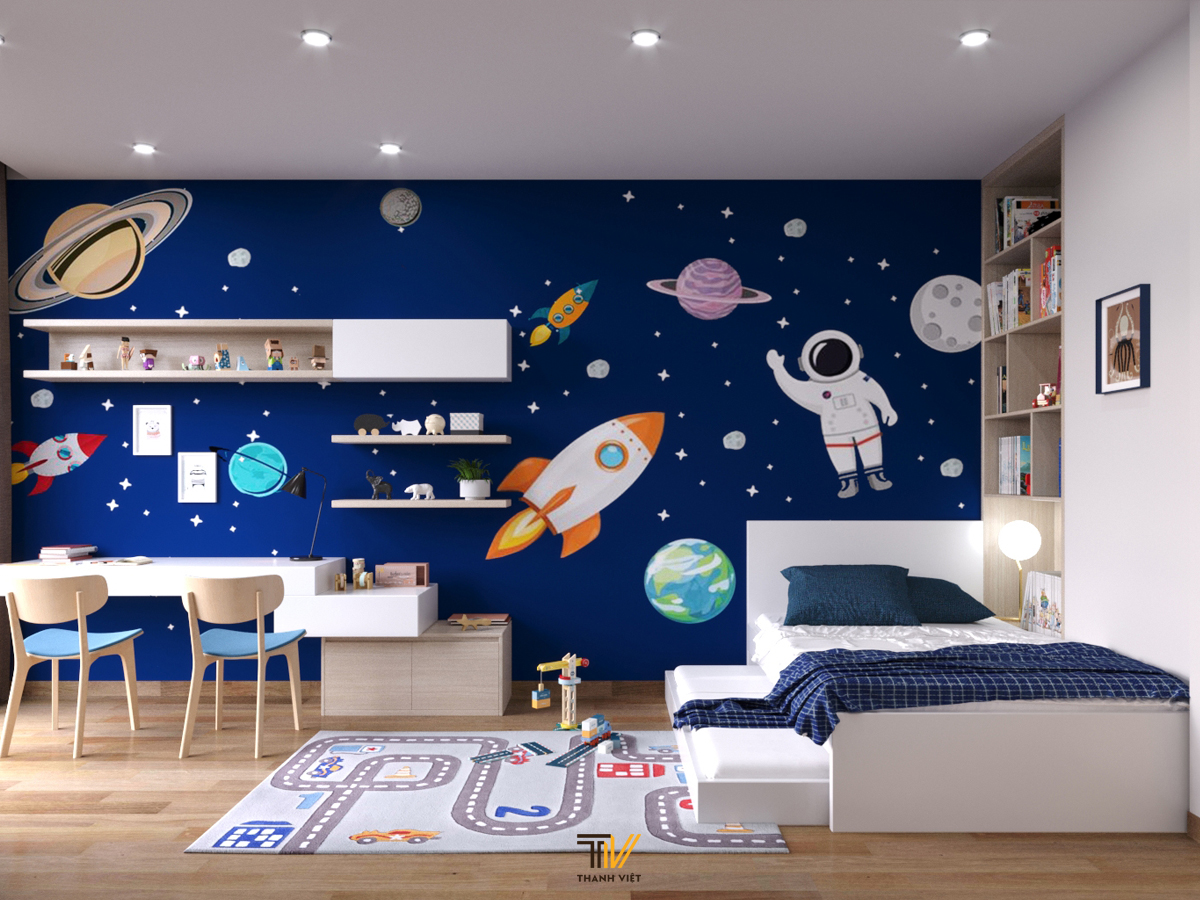 Cách bài trí phòng ngủ độc đáo dành cho giới trẻ