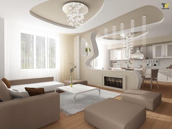 Tìm hiểu về thiết kế nội thất căn hộ chung cư cao cấp