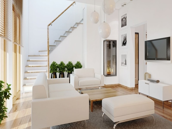 Ý tưởng thiết kế nội thất khi nhà sắp chào đón em bé