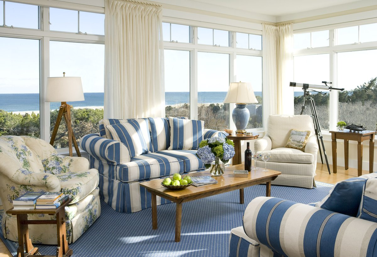 Thiết kế nội thất phong cách Địa Trung Hải - Vẻ đẹp của sự tự do và phóng khoáng