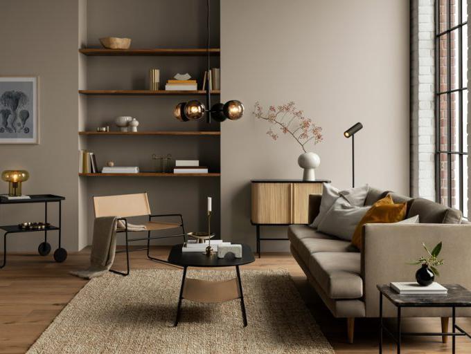 Sáng tạo phòng khách theo thiết kế nội thất phong cách Nhật Bản