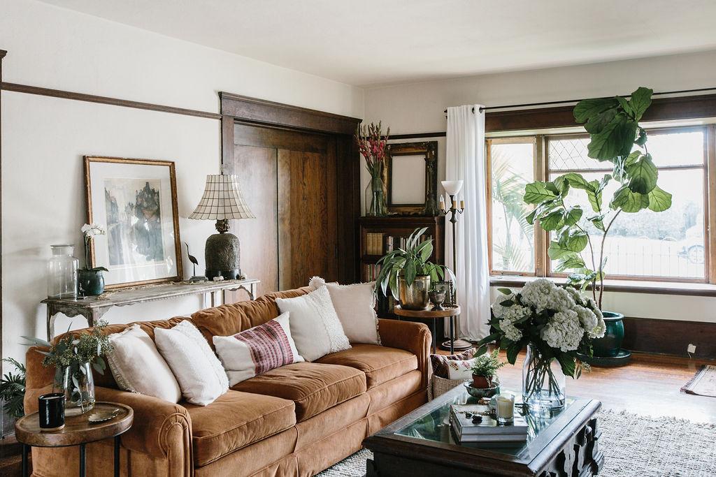 Thiết kế nội thất phong cách Vintage - Dấu ấn của thời gian