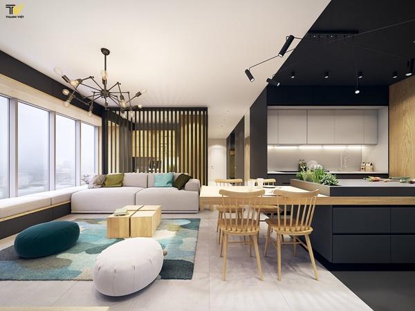 Tìm hiểu xu hướng màu sắc thiết kế nội thất 2019