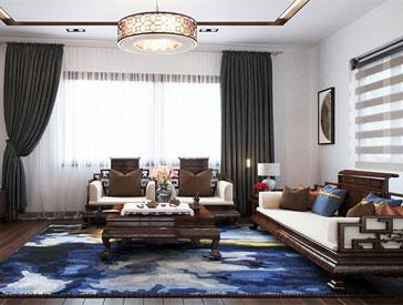 Chiêm ngưỡng căn hộ có nội thất theo phong cách Indochina kết hợp hiện đại độc đáo.