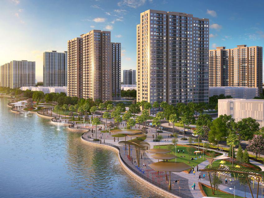 Kinh nghiệm chọn tầng căn hộ khi mua chung cư