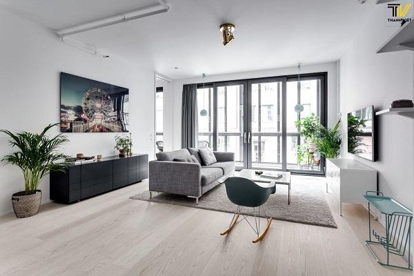 Thiết kế nội thất phong cách Japandi tinh tế của Nhật Bản